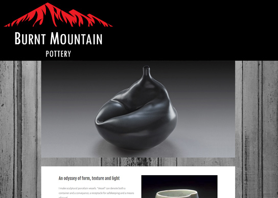 Burnt Mountain Pottery